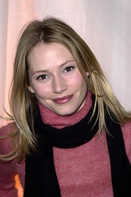 Meredith Monroe E! Party Sundance Film Festival 1/25/2001