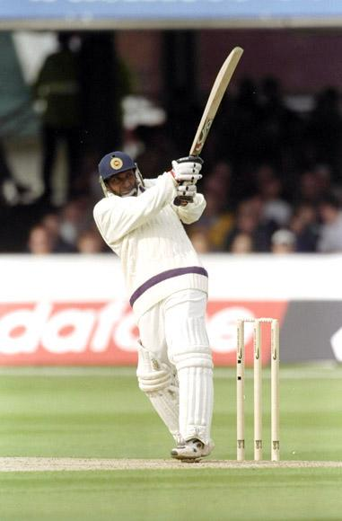 Aravinda De Silva of the Rest of the World