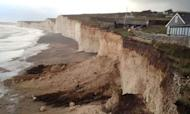 Storms Caused Years Of Erosion In A Few Weeks