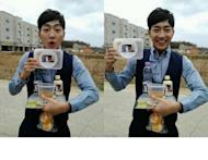 Lee Sang Yeop's fans deliver lunch boxes to 'Innocent Man' team