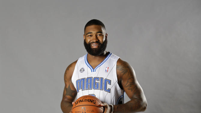 Magic Media Day Basketball