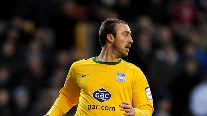 Glenn Murray's double strike sealed a comfortable victory for Crystal Palace