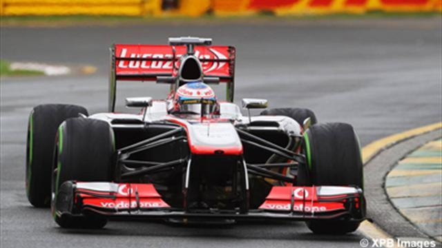 Formula 1 - McLaren rules out switch to 2012 car