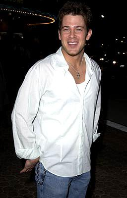Premiere: Christian Kane at the Westwood premiere of Warner Brothers' Summer Catch - 8/22/2001