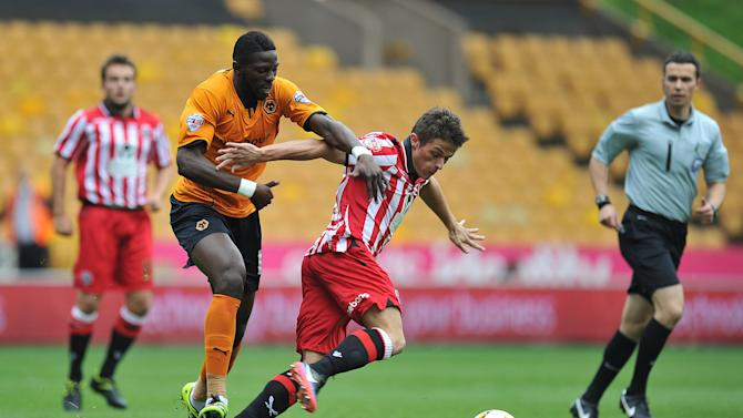 Soccer - Sky Bet League One - Wolverhampton Wanderers v Sheffield United - Molineux