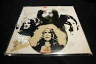A signed Led Zeppelin album cover. Actor Dustin Hoffman and rock band Led Zeppelin are among those to be honored by Washington's Kennedy Center later this year, the prestigious performance hall said