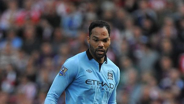 Roberto Mancini says Joleon Lescott, pictured, 'is one of the best defenders'