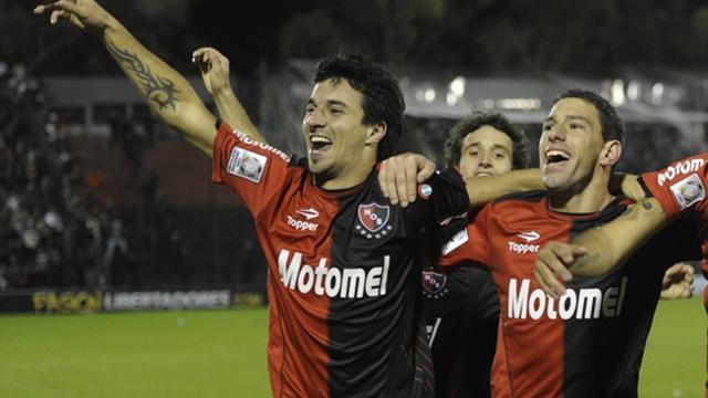 South American Football - Newell's Old Boys make winning start at Boca
