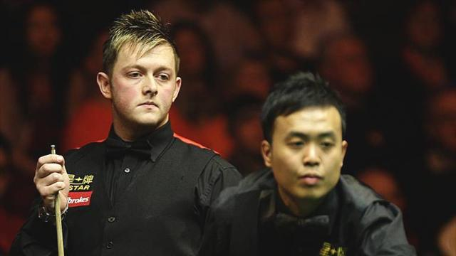 Snooker - Fu wins grudge match with Allen in York