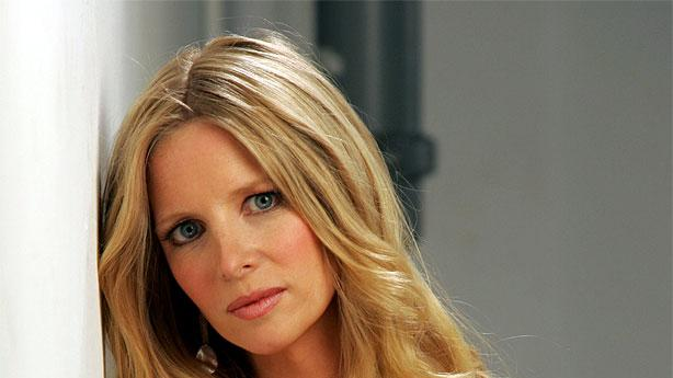 Lauralee Bell stars as Christine Blair in The Young and the Restless on CBS.