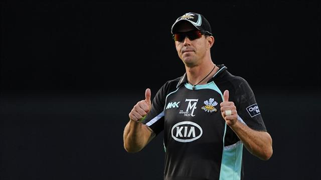 County - England outcast Pietersen agrees Surrey deal
