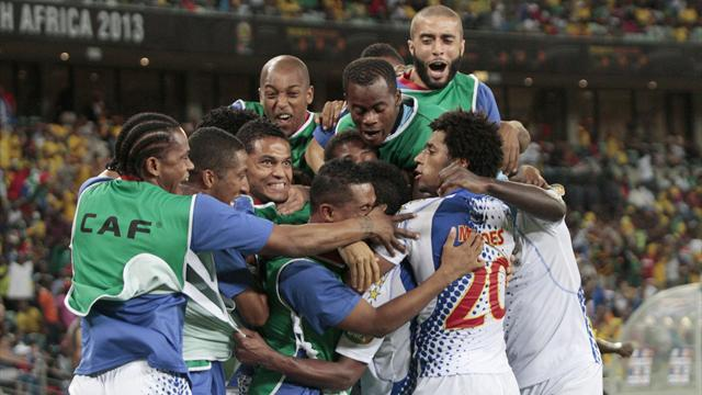 African Cup of Nations - Cape Verde get serious