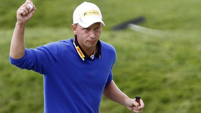 Golf - Siem's march towards Trophee Hassan II continues