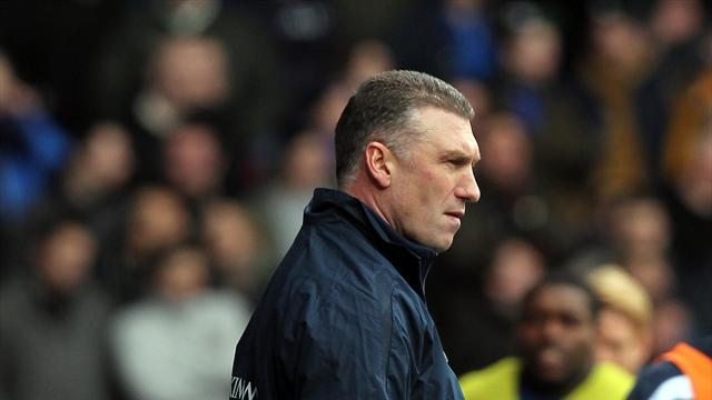 Football - Pearson unhappy with decisions