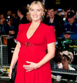 Kate Winslet Reveals Pregnancy Cravings, Jokes She Might Wet Herself at Labor Day Premiere