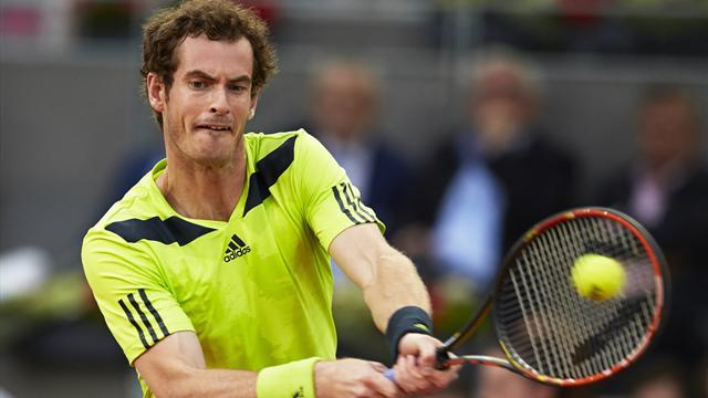 Tennis - Murray and Nadal reach third round in Rome