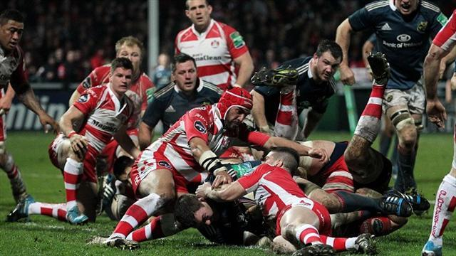 Heineken Cup - Munster, Leicester progress to quarter-finals