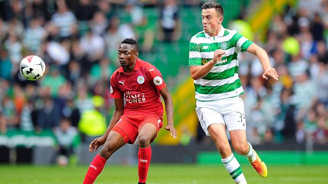 Brendan Rodgers impressed by Celtic youngster Eoghan O'Connell