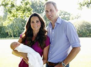 Kate Middleton, Prince William Find Baby Prince George a New Nanny