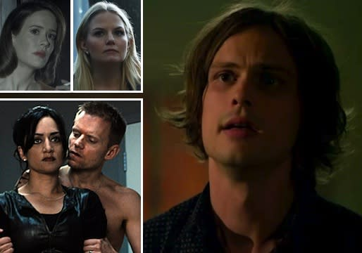 Matt's Inside Line: Get Scoop on Criminal Minds, Good Wife, Horror Story, Once, NCIS and More