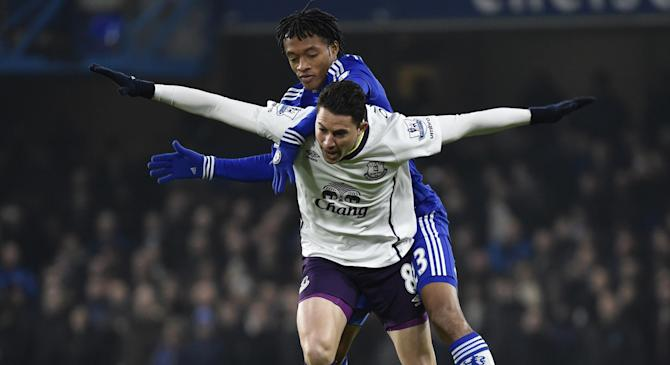 Video: Chelsea vs Everton