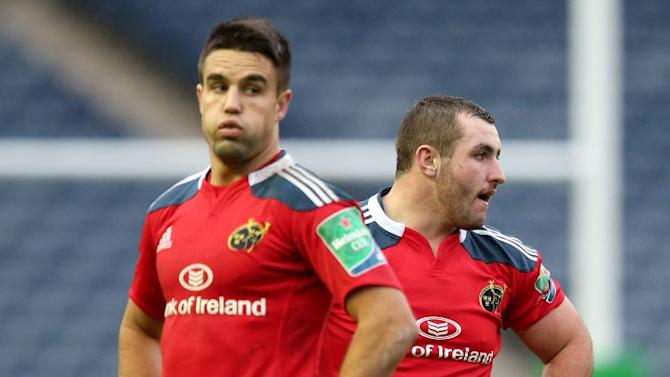 Murray in danger of missing November internationals after elbow citing