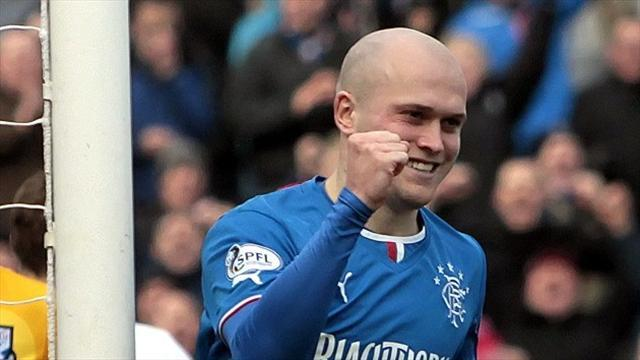 Scottish Football - Rangers win to extend unbeaten run to 30 matches