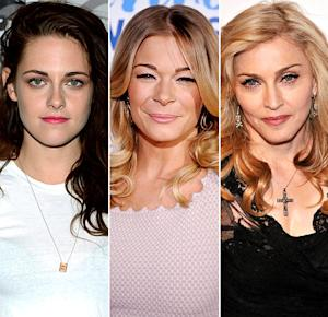 Kristen Stewart Scandal: Other Famous Women Who've Cheated