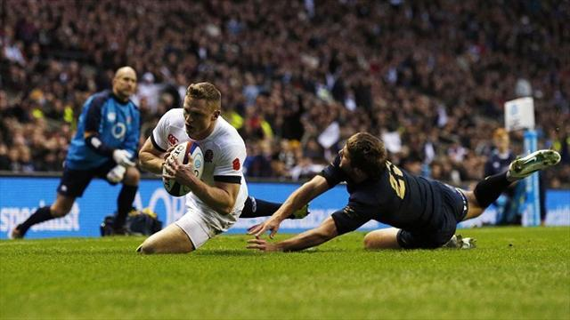 Rugby - Questions follow England success