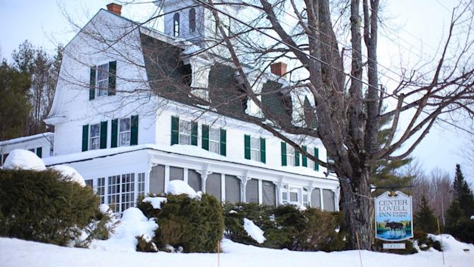 Win a Maine Inn in Essay Contest