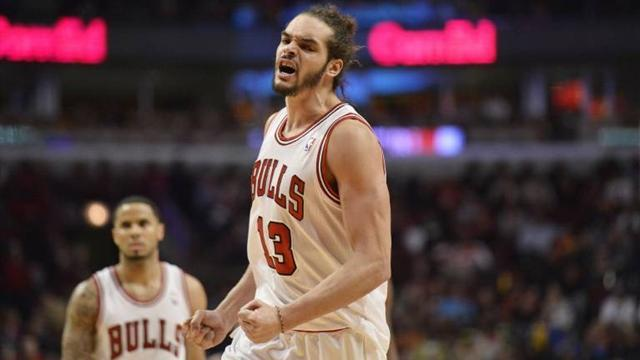 Basketball - Noah fined by NBA for outburst at official