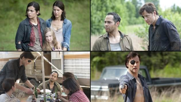 'The Walking Dead,' Season 4, Episode 407, 'Dead Weight' -- AMC