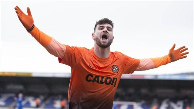 Scottish Football - Ciftci at the double as Dundee United win in Cup