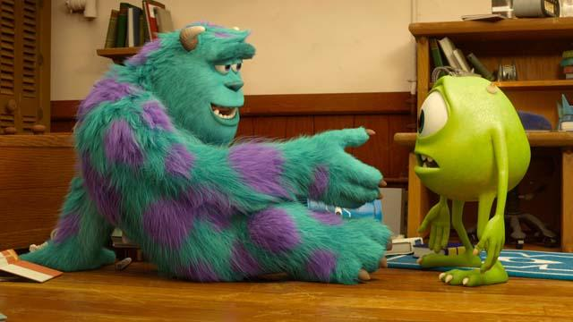 'Monsters University' Final Theatrical Trailer