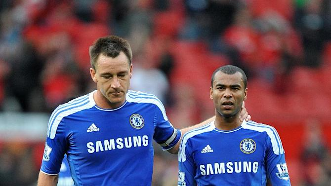 Chelsea's John Terry and Ashley Cole are expected to be fit for the clash with QPR