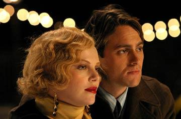 Charlize Theron and Stuart Townsend in Sony Pictures Classics' Head in the Clouds
