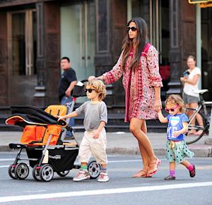 "Camila Alves: My Kids ""Love"" My Baby Bump"