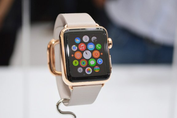 Apple Watch(圖/TVBS)