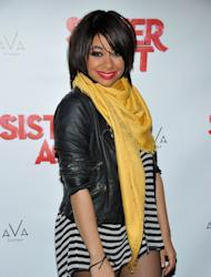 Raven-Symone attends the after party for her Broadway debut in 'Sister Act' at the AVA Lounge at the Dream Hotel in New York City on March 27, 2012 -- Getty Images