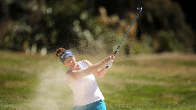 ISPS Handa New Zealand Women's Open - Day 1
