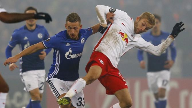 Red Bull Salzburg v FC Schalke 04 - UEFA Europa League group stage - Group I