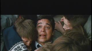 Unaccompanied Minors Scene: You Can't Leave The Room Without An Attentant