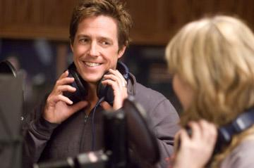 Hugh Grant in Warner Bros. Pictures' Music and Lyrics