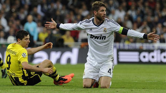 Champions League - Ramos: Madrid gave everything against Dortmund