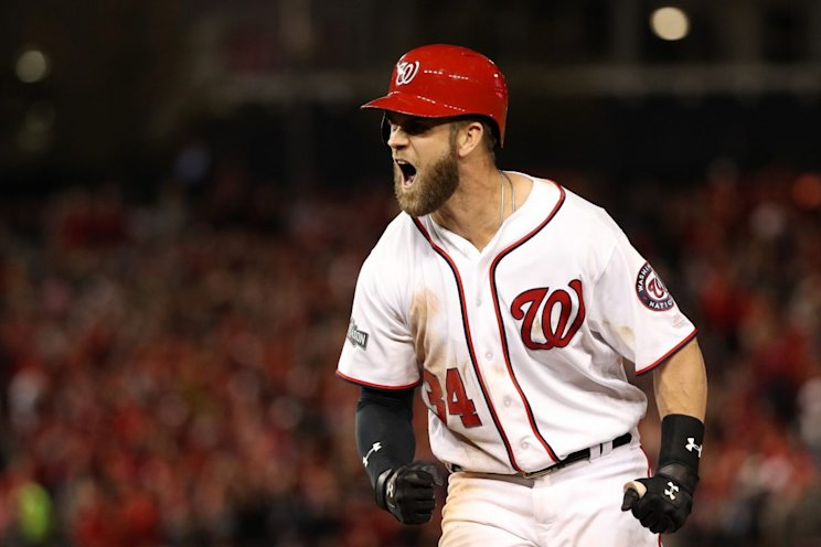 Bryce Harper could turn back into a beast this season. (Getty Images)