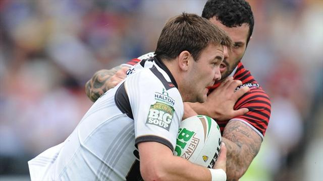 Rugby League - Davies makes Scorpions switch