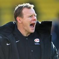 Mark McCall defended Saracens' second-half substitutions
