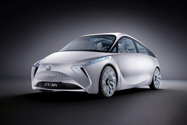 Toyota's FT-Bh concept