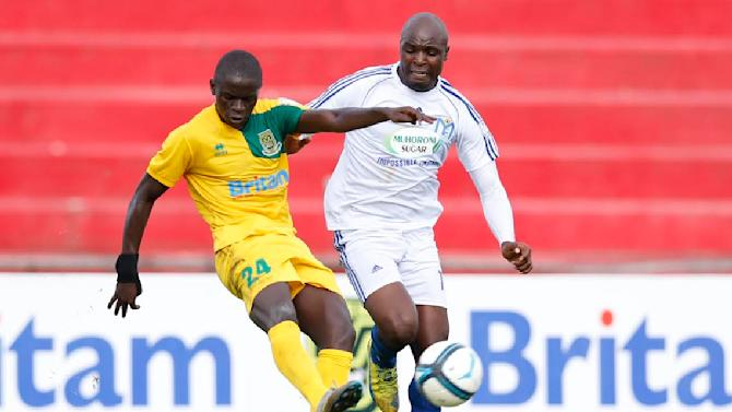 Mathare United star off to Sweden for trials