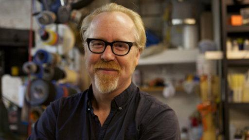 Adam Savage: Work Hard, Work Smart